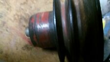 WHEEL HORSE PTO CLUTCH PULLEY