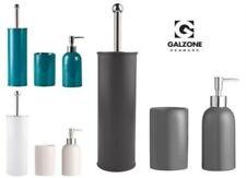 Set di accessori da bagno multicolore in ceramica