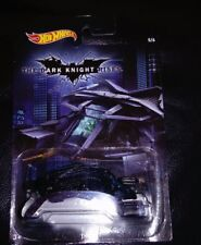 Hot Wheels Die-Cast The Dark Knight Rises- The Bat extremely very rare.. NEW