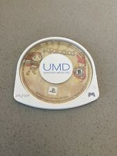 PoPoLoCrois (Sony PSP, 2005)  - NO BOX, UMD Only Works Great