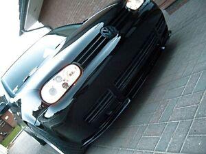VW-Golf MK4 4 IV GTI Front Bumper CUPRA R Line Euro Spoiler Lip Valance Splitter