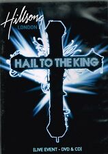 "HILLSONG London BRAND NEW Region 4 (Australia) DVD & CD set ""HAIL TO THE KING"""