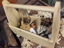 Tischler Werkzeugkiste, Massiv Kiefer