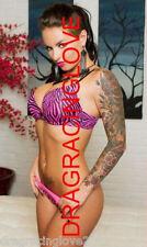 "SUPER HOT Porn Actress/Model/Dancer ""Christy Mack"" SEXY ""Pin-Up"" PHOTO! #(5)"