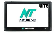 Navion X7 Truck LITE GPS para Camión de 7 Pulgadas ORIGINAL (Nuevo)