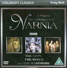 The Chronicles of Narnia - THE LION, THE WITCH AND THE WARDROBE - **DVD**