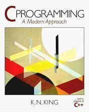 C Programming : A Modern Approach by Kim King