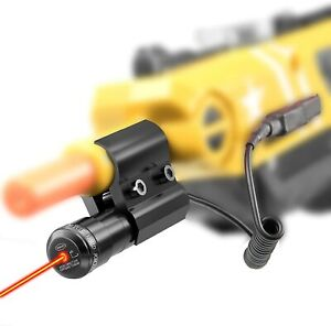 Laser beam sight is suitable for flying salt gun 2.0 2.5 and 3.0 and hunting