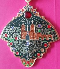 2018 World Heritage Historical Mission Concepcion Fiesta Medal !