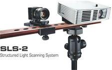 More details for david sls-2 (hp) structured light 3d scanner/scanning system