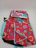 Unisex Six Piece Set Backpack Lunch Bag Pencil Case Water Bottle Carabiner Clip Ebay