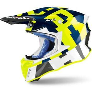 Airoh Twist 2.0 Frame Helmet Off Road Motorcycle Motorbike Motocross Enduro MX