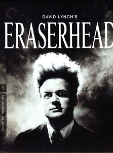 Eraserhead Blu Ray Criterion Collection Region A