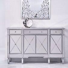 Elegant Lighting 3 Drawer 4 Door Cabinet