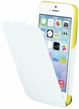 (RV424) JOBLOT of 38 x Muvit MUIFL0041 iFlip White Flip Case for Apple iPhone 5C