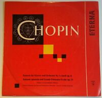 Chopin Etüden Boleslaw Woytowicz ETERNA 8 20 146