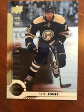 2017-18 UD Hockey Series 1 Shinning Stars SSD-7 Seth Jones