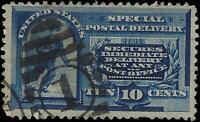 VEGAS - 1888 Special Delivery Sc# E2 - Used - Decent Centering - EU67