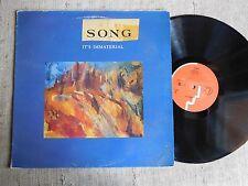 It's Immaterial – Song Etichetta: Siren – SRNLP 27 - LP