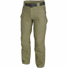 Pantalones de hombre cargo verde de poliéster