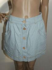 A-Line Regular Size 100% Cotton Skirts for Women