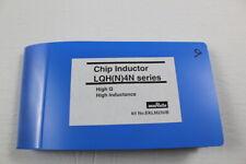 Murata Eklm23Ub Kit of Chip Inductor Lqh(N)4N Series