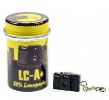 20% Lomography  Lomo LC-A+  Miniature Camera Keychain in Tin Film Case