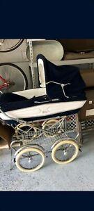 Vintage Perego Stroller Bassinette
