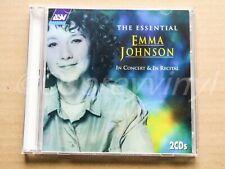 Emma Johnson – The Essential Stunning Mint Double Cd album  ASV Digital – CD