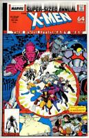 X-MEN #12 Annual, VF/NM, Wolverine, Chris Claremont, Uncanny, 1988 more in store
