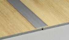 Aluminium Door Bars Threshold T profile Transition Trim for LVT Floor 0.9mx25mm