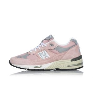NEW BALANCE 991 MADE IN ENGLAND M991PNK PINK 576 574 1700 993 992 1400 1500 1700