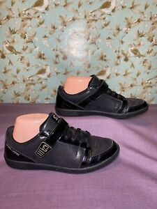 Size 7 | Adidas Selena Gomez Neo Low Top Hidden Sneakers Black Shimmer