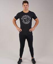 Gymshark FITNESS t-shirt black S SMALL brand new