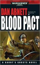 Blood Pact (Gaunt's Ghosts) by Abnett, Dan 1844166937 The Fast Free Shipping