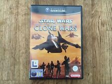 Star Wars The Clone Wars Nintendo GameCube PAL
