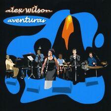 Alex Wilson - Aventuras [CD]