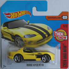 Hot wheels - Dodge Viper RT/10 amarillo nuevo caja original