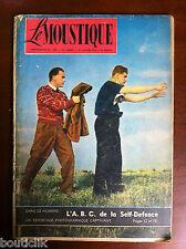 Tv Radio MOUSTIQUE du 31/1/1954; Le match Cinécitta-Hollywood/ Rosewall et Hoad