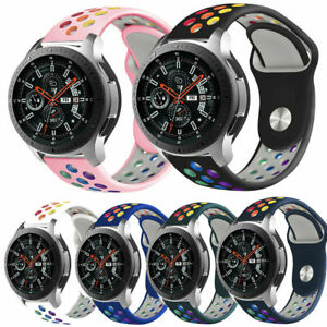 For Samsung Galaxy Watch Active 2 watch 3 41mm Silicone Sport Watch Band Strap