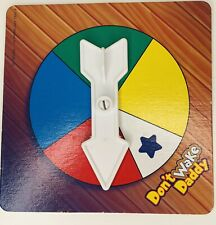 Don't Wake Daddy SPINNER Replacement Game Parts SPINNER ONLY 1992 1997 GAME