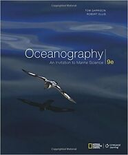 Oceanography: An Invitation to Marine Science 9th Edition by Garrison Looseleaf