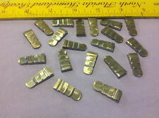 """20 T-70  3/8"""" X  7/8"""" METAL WEDGES FOR WOOD REPLACEMENT HANDLES Axes Hatchets"""