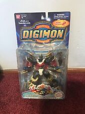 Bandai Digimon Digi-warriors Imperialdramon Sealed Series 2