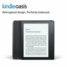 "Kindle Oasis E-reader 8th Generation - With Leather Charging Cover - 6"", Wifi+3g"