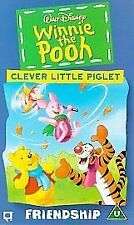 Winnie The Pooh - Clever Little Piglet (VHS, 1998)