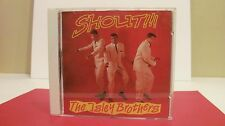 Shout! by The Isley Brothers (CD, 1994, Bear Family (Germany)) Oldies Import OOP