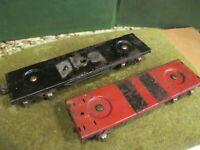 American Flyer Prewar O Gauge S gauge?metal frames for parts repair restore