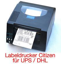 Etikettenrucker Label Printer Citizen CL-S521 USB +RS-232 For Ups + DHL #0900