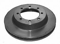FORD F250 F350 DISC ROTOR 4x4 FRONT SUIT 1977 TO 1992